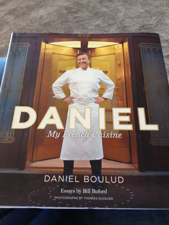 Daniel's cookbook